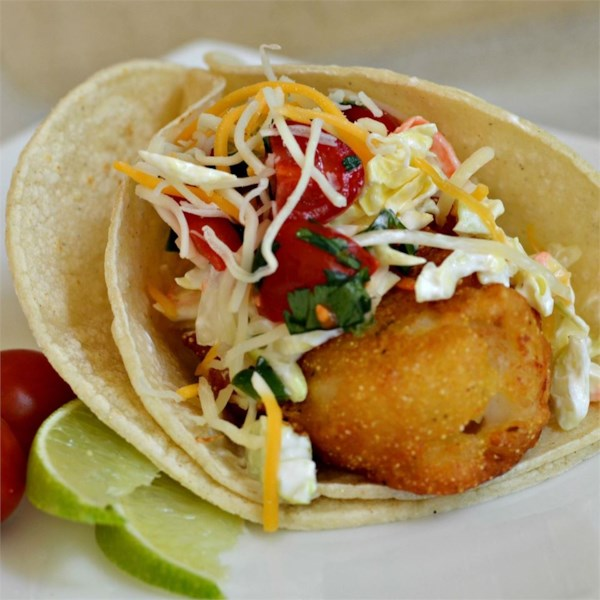 Baja style fish tacos photos for What kind of fish for fish tacos