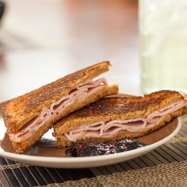 sweet and spicy turkey sandwich photos