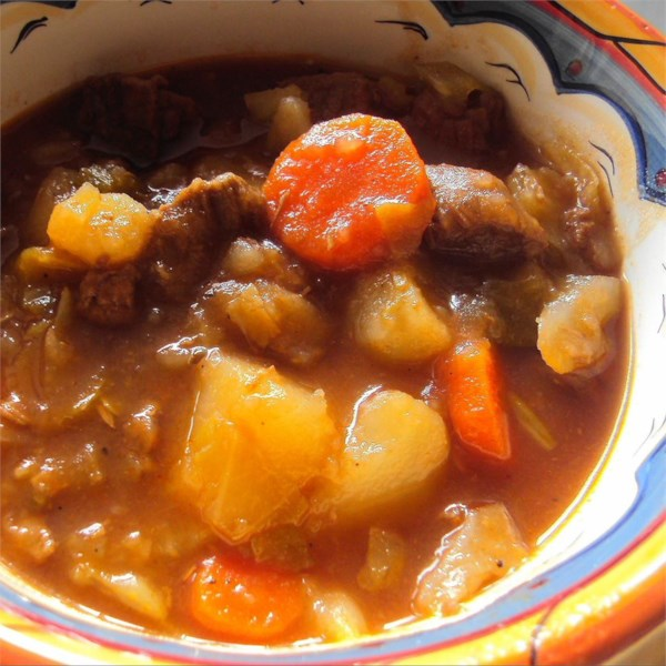 beef and cabbage stew photos