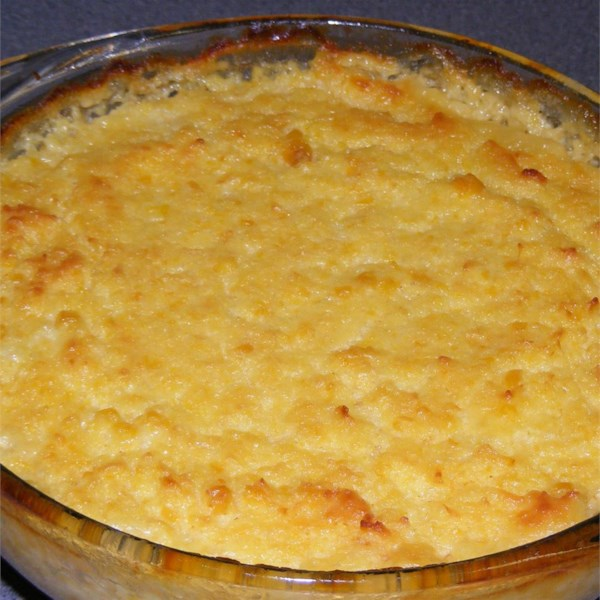 corn pudding iv photos