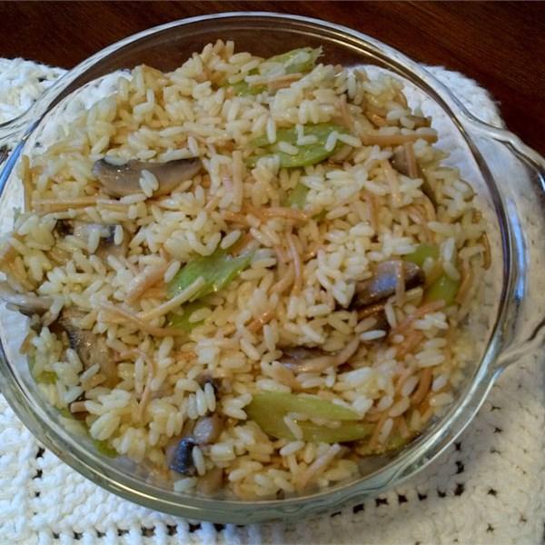 armenian rice pilaf photos