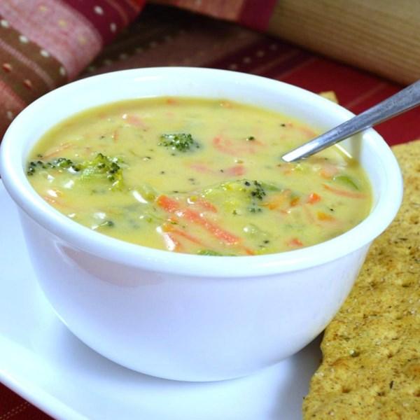 copycat panera r broccoli cheddar soup photos