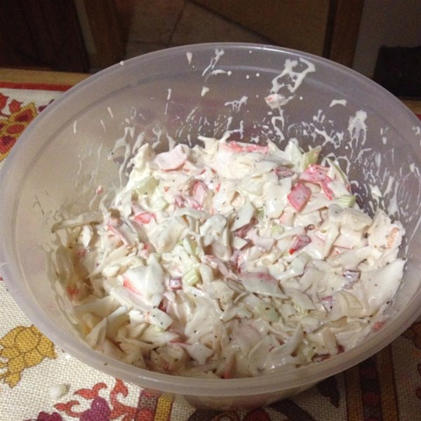imitation crabmeat salad photos  allrecipes