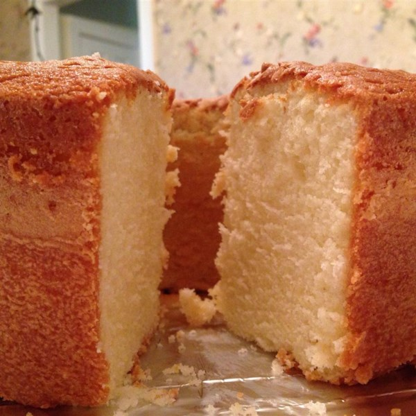 Diabetic Lemon Pound Cake Recipe