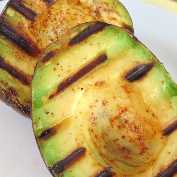 grilled avocados photos