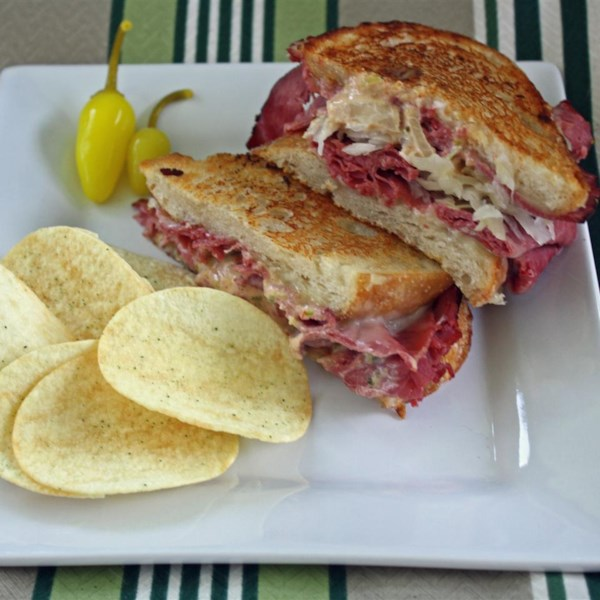 reuben sandwich ii photos