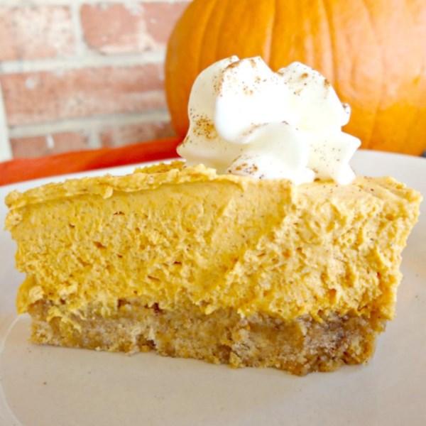whipped pumpkin pie photos