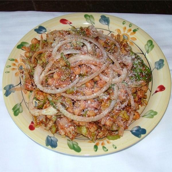 garbanzo bean salad ii photos