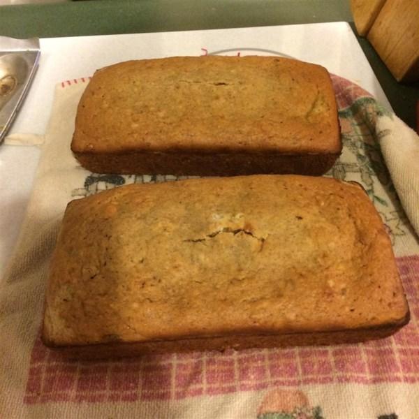 sophies zucchini bread photos