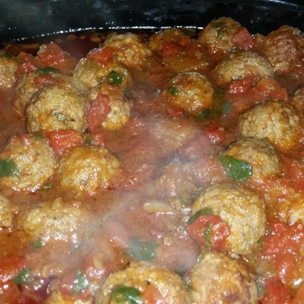 mexican style meatballs photos