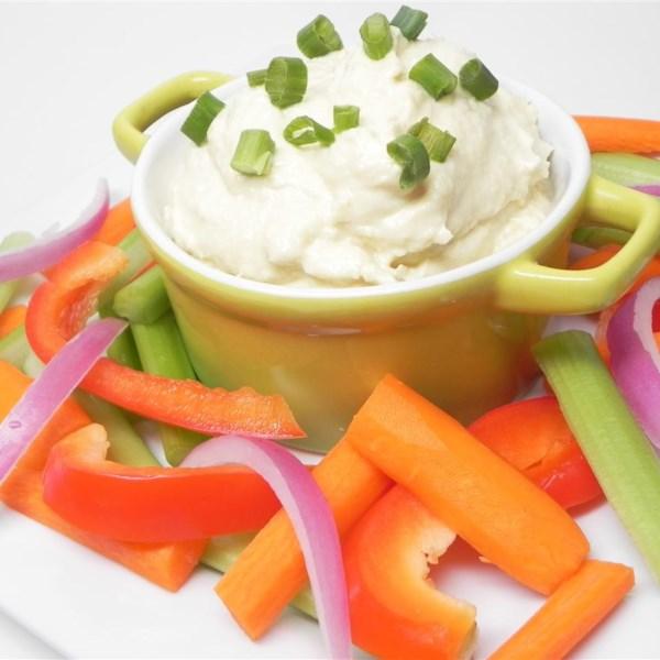 easy creamy artichoke dip photos