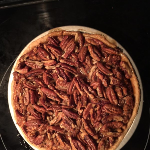honey crunch pecan pie photos