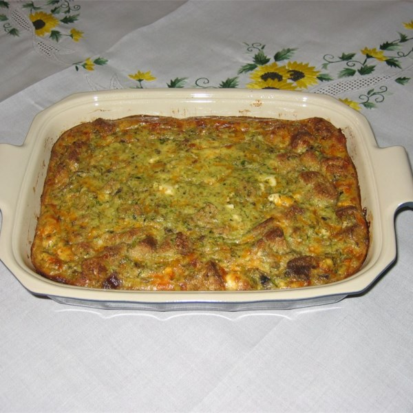 hot or cold vegetable frittata photos