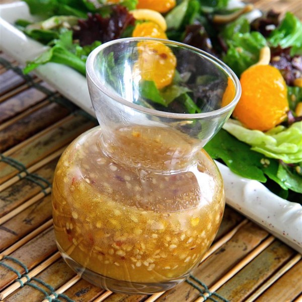 sweet and spicy ginger dressing photos