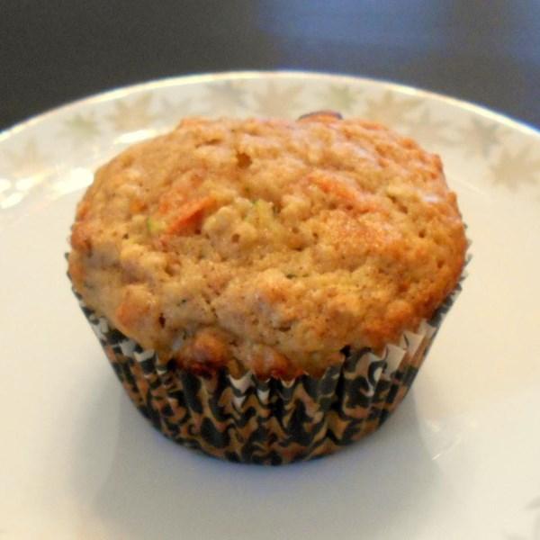 zucchini yogurt multigrain muffins photos
