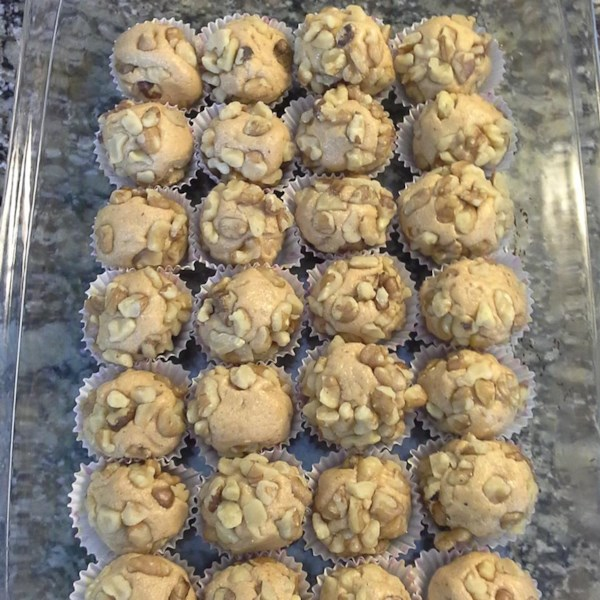 easy and fun peanut butter balls photos