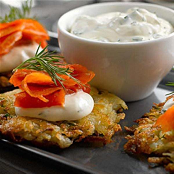 herbed potato rosti photos