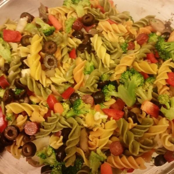 classic italian pasta salad photos