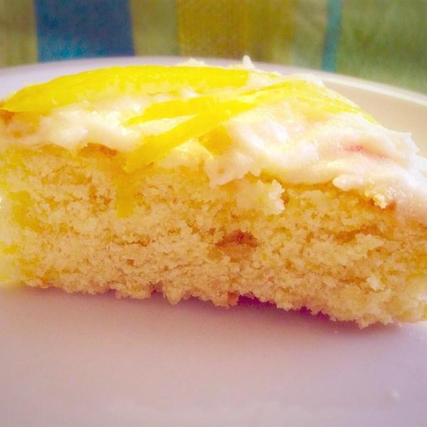 Low Fat Lemon Cake Recipe From Scratch