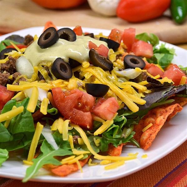 Quick Taco Salad Photos