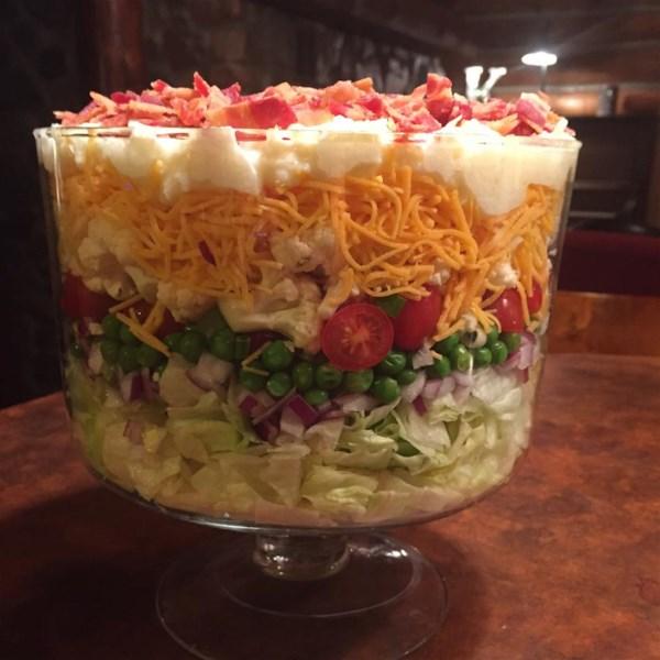 Seven Layer Salad Photos Allrecipes Com