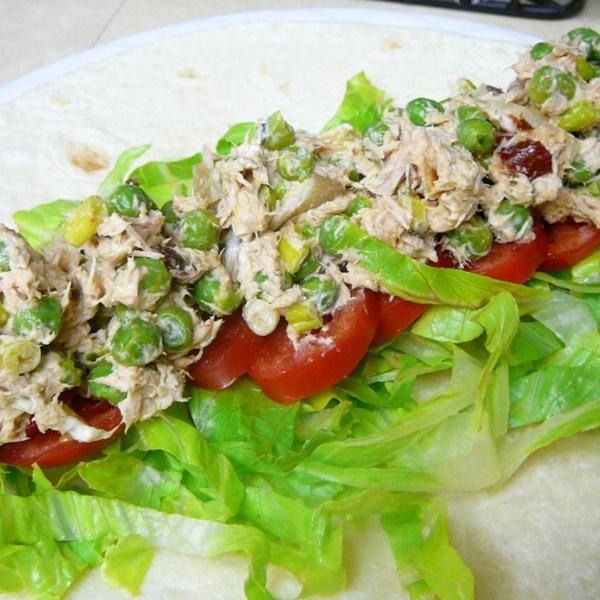 spicy mexican tuna salad photos