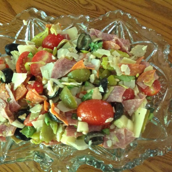antipasto salad ii photos