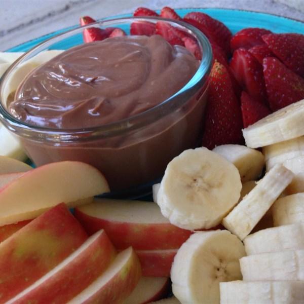 nutella r fruit dip photos