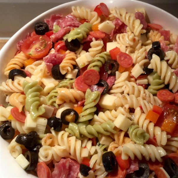 Awesome Pasta Salad Photos