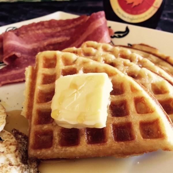buttermilk prairie waffles photos