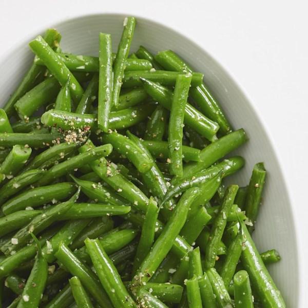 Buttery Garlic Green Beans Photos
