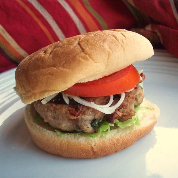 spicy chipotle turkey burgers photos