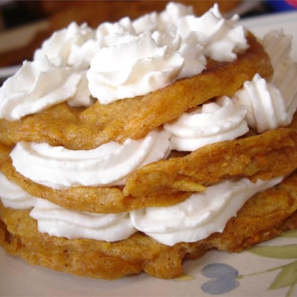 louisiana sweet potato pancakes photos