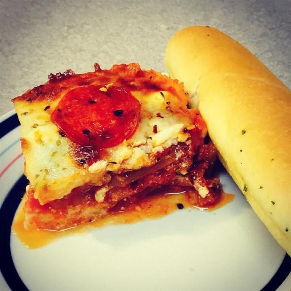light and delicious lasagna photos