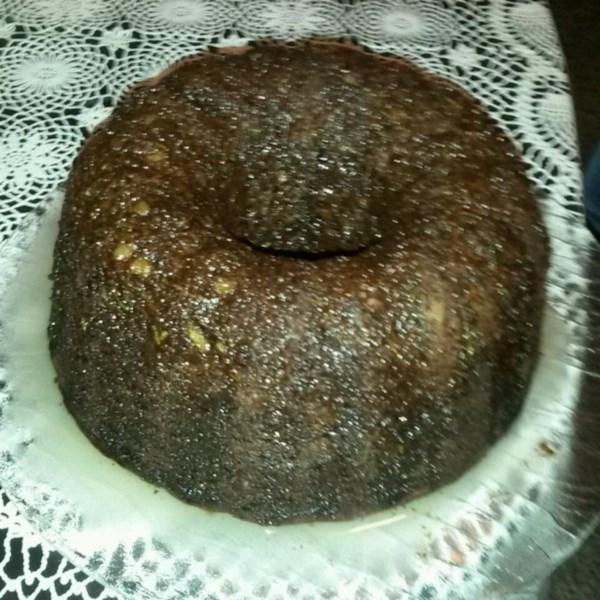 zucchini chocolate orange cake photos