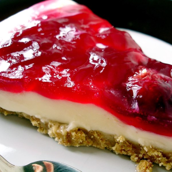 The Best Unbaked Cherry Cheesecake Ever Photos