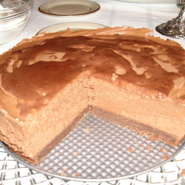 Low Calorie Chocolate Mousse Cake Recipe