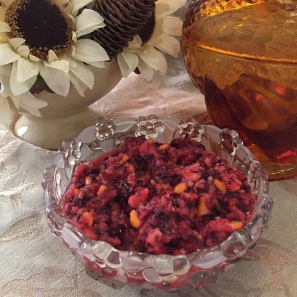 strachan fresh cranberry orange relish photos