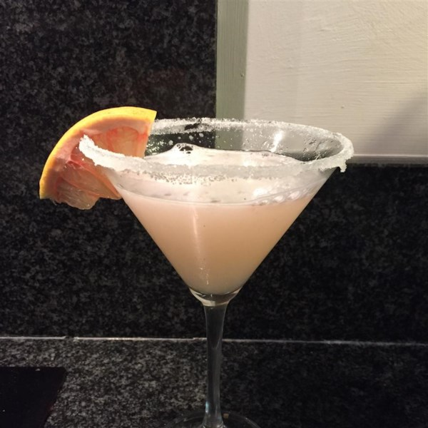 ruby red grapefruit martini photos