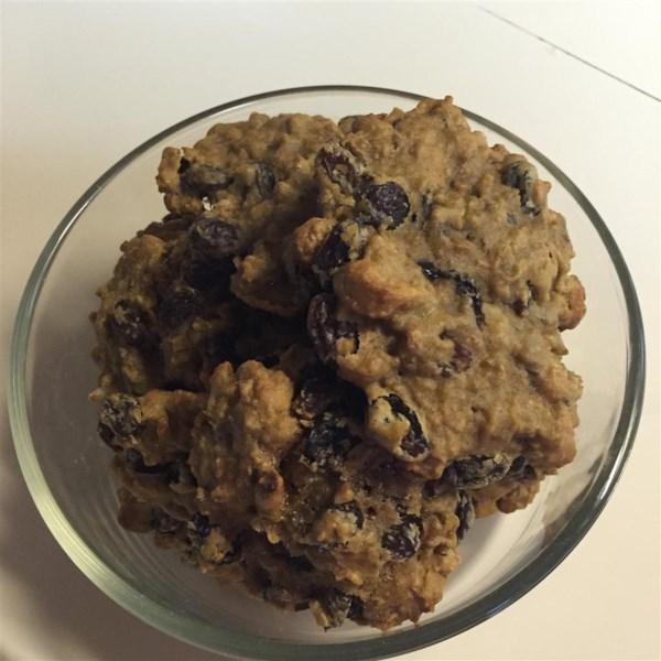 no sugar raisin cookies photos