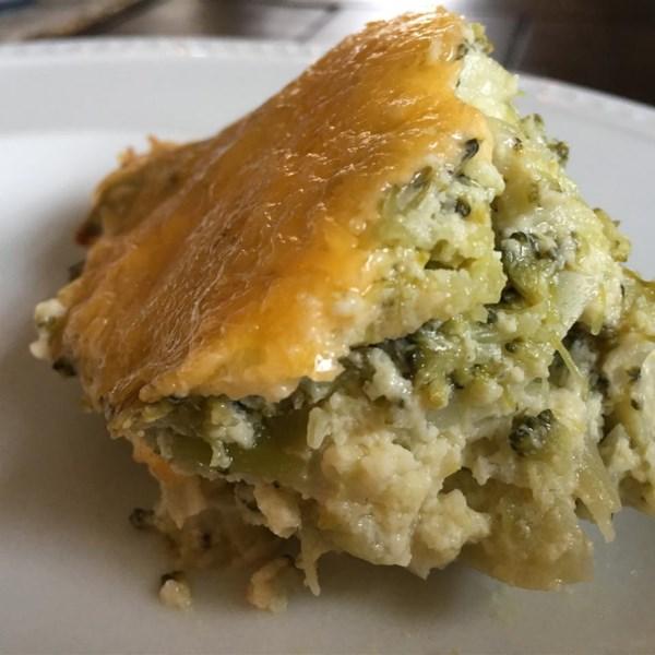 broccoli souffle photos