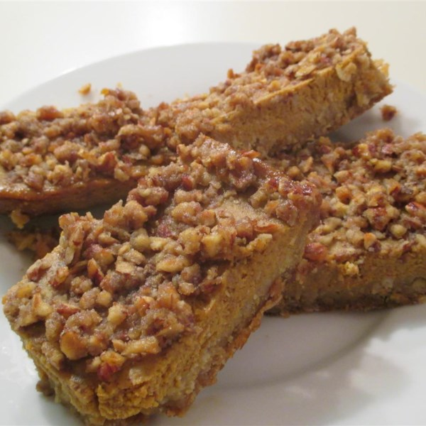 Pumpkin Pie Squares Photos - Allrecipes.com