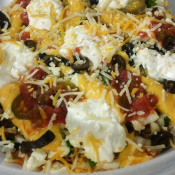 lisas italian nachos photos