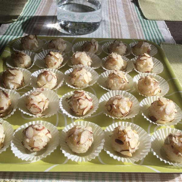 quick nariyal burfi indian coconut fudge photos