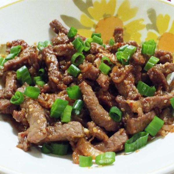 Easy Bulgogi (Korean BBQ Beef) Photos - Allrecipes.com