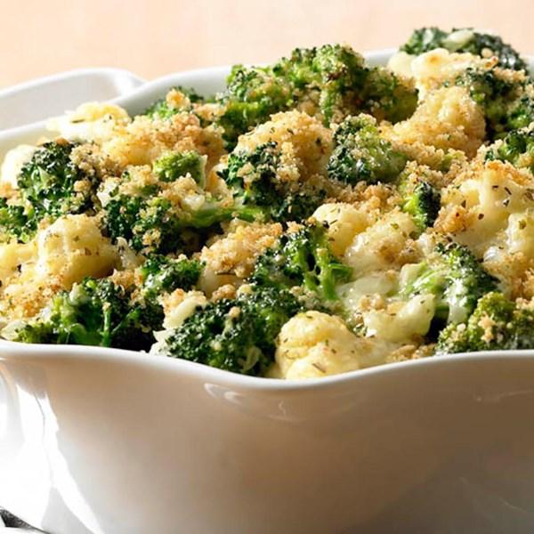 broccoli cauliflower casserole from mccormick r photos