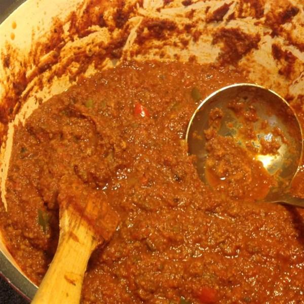 divine spaghetti sauce photos