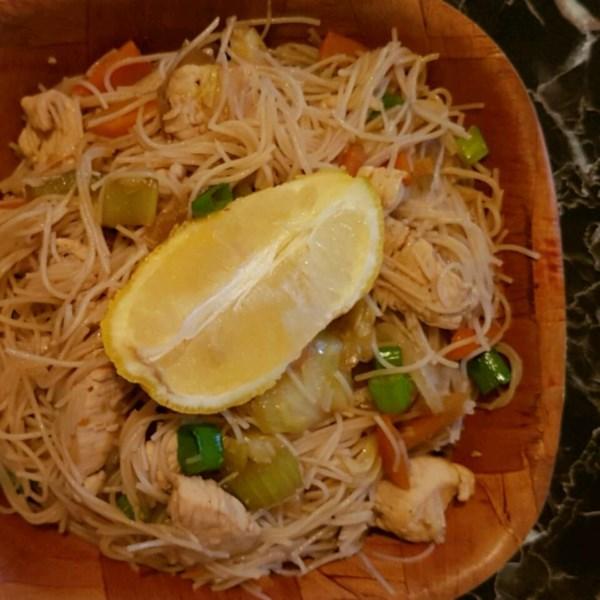 pork and shrimp pancit photos