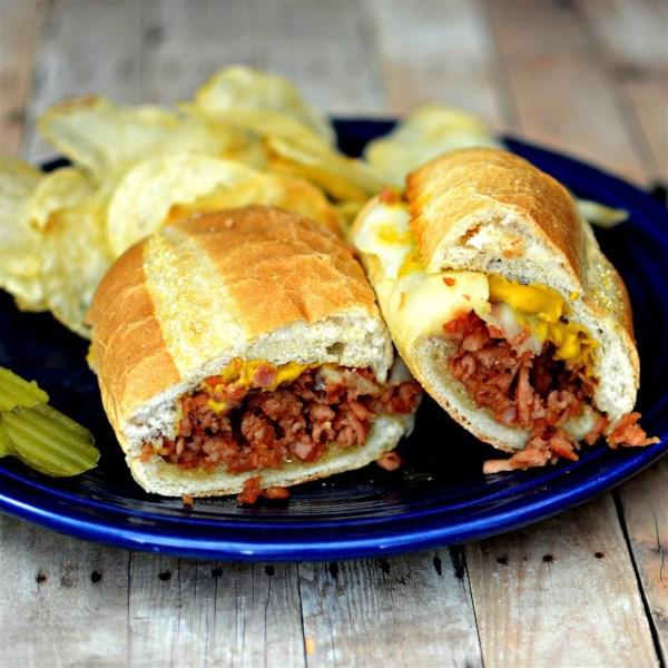 hot pa spam r mi sandwich photos