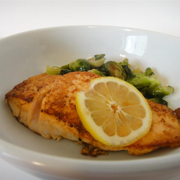 Super Simple Salmon by Lisa Gurlin